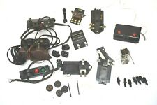 Lionel Misc. Lot of Electric Switches Controllers Wheels Axles Etc Over 30 Pcs