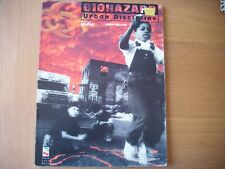 biohazard urban discipline guitar tab tablature songbook