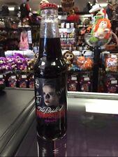Universal Bride of Frankenstien Soda Bottle -Horror Grape Soda -Halloween Soda