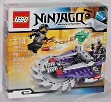 SEALED 70720 LEGO Ninjago HOVER HUNTER Black Ninja Blade Vehicle 79 pc RETIRED