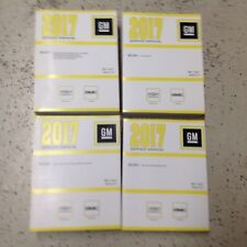 2017 Chevy Equinox GMC Terrain Service Shop Workshop Repair Manual Set NEW