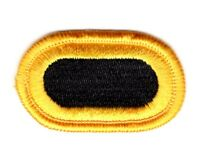 Army Airborne Oval Patch:  327th Airborne Infantry Regiment - wide merrowed edge