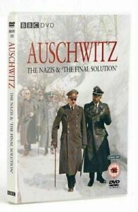 AUSCHWITZ The Nazis And The Final Solution (Region 4) DVD