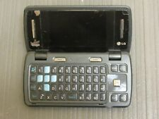 LG enV3 LG-VX9200 Verizon Wireless QWERTY Slider Cell Phone Dark Gray/Blue