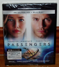 PASSAGERS 4K ULTRA HD+BLU-RAY NEUF SCELLÉ NEUF AVENTURES (SIN OUVRIR) R2