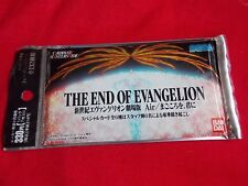 THE END OF EVANGELION TRADING CARDS / 7 CARDS PACK SEGA BANDAI / UK DESPATCH