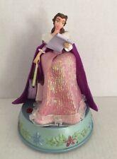 Gemmy Ind. Disney Beauty & The Beast Belle Christmas Shopping List Music Box