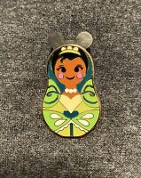 Disney Princess Nesting Dolls Mystery Pin - Tiana