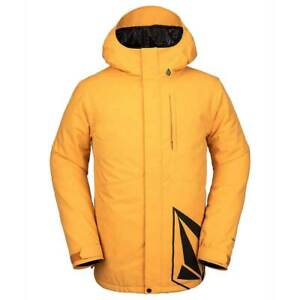 Volcom BY 17FORTY Insulated JACKET Harz Gold - Groß