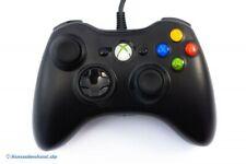 Xbox 360 - Original Wired Controller #schwarz [Microsoft]