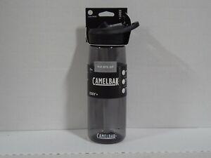 *NEW* Camelbak 1643001075 Water Bottle,25 Oz,Plastic,Charcoal Body
