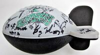 Rare 1998 Green Bay Bombers Team Signed Football AF2 AFL PIFL NFL Chris Perry