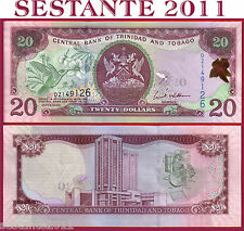 TRINIDAD & TOBAGO   20  DOLLARS   2006  sign. Williams   P. 49      FDS / UNC