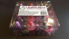 SALE BubbleBliss | 24-pack World's First Glamorous Diamond Glitter Blow Bubbles