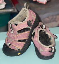 Keen Sandals Size 6 Toddler Light Pink 22