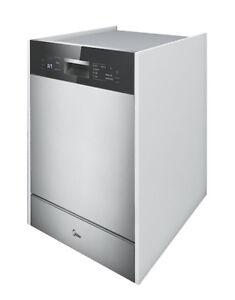 Hardis Free-Standing Dishwasher Panels -- Flat Pack