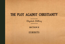 Elizabeth Dilling : The Plot Against Christianity Section II Exhibits (1954)