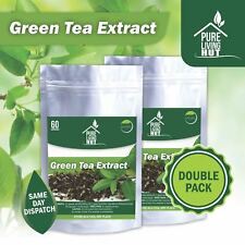 Green Tea Extract Capsules *****LOW PROMOTIONAL PRICE- LIMITED TIME ONLY*****