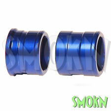 RFX Front Wheel Spacers Yamaha YZ 125 250 02-07 YZF YZ 250 450 F 02-06 Blue CNC