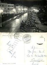 Cartolina di Belluno, Automobile Club (ACI) - 1956