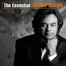 The Essential Johnny Mathis by Johnny Mathis (CD, May-2004, 2 Discs, Legacy)