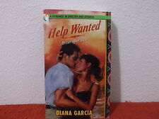 Help Wanted (Aviso Oportuno) by Diana Garcia and Kensington Publishing...