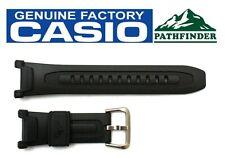 CASIO PRO TREK Pathfinder PAG-240-8 Original Dark Grey Rubber Watch BAND Strap