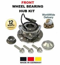 FOR SAAB 9-3 93 1.8 1.9 2.0 2.8 2002-->ON NEW FRONT WHEEL BEARING HUB KIT