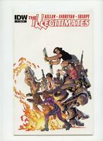The Illegitimates #1 IDW Publishing Comic