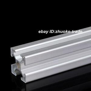 4pcs 2020 T-Slot Aluminum Profiles Extrusion Frame 300mm Length 3D Printer EN