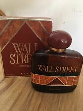 Vintage Victor WALL STREET After Shave 3.4 oz 100 ml NEW in Box