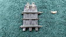 LIONEL #43 SUPER O POWER TRACK SECTION CLEANED WITH PINS AND POWER BUS BAR