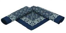 Set di 3 bandane, misura:  55 x 55 cm, colore: blu marino