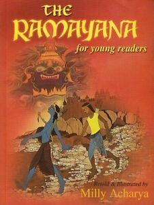 THE RAMAYANA for Young Readers - Key Stage 2 Chapter Book