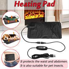 AU Electric Adjustable Pet Heat Pad Mat Reptile Dog Cat Heating Mat Warmer