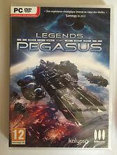Legends of Pegasus JEU PC NEUF SOUS BLISTER Jeu de Statégie en Temps Réel (STR)
