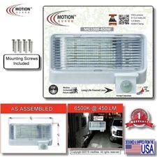 Mg1000-450W, 12 volt, Camper or Rv motion Light, White, Day/Night Sensor, 450 Lm