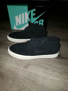 Nike SB Zoom Stefan Janoski Mid RM Crafted Suede Shoes