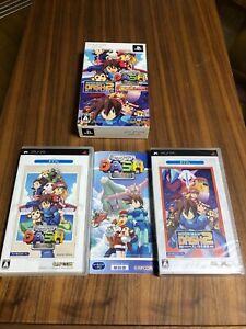 Rockman dash value pack Unopened game Complete set Import Japan PSP  Megaman