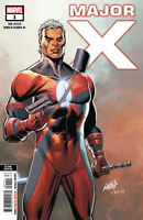 Major X #1 (Marvel 2019) 2nd Printing Rob Liefeld Variant