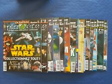Magazine Dixième Planète N° 1 à 15 + HS 1 et 2