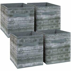 Sorbus Foldable Storage Cube Basket Bin - Great for Nursery, Playroom,...