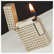 Briquet gaz * St Dupont Paris * Silver.P-Lighter-Feuerzeug-Accendino