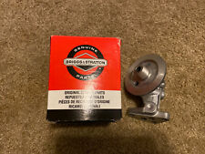 Oem Briggs & Stratton Oil Filter Adapter 808235 B&S part # 808235 No Gasket