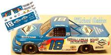 CD_1265 #18 Michael Dokken Dane   NASCAR Truck    1:64 scale DECALS