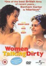 Women Talking Dirty 5050582223040 With Helena Bonham Carter DVD Region 2
