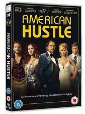 American Hustle (DVD, 2013) Christian Bale, Bradley Cooper NEW SEALED PAL Reg 2