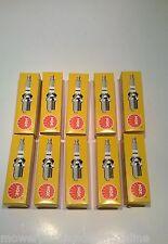 10 X BPMR7A SPARK PLUGS -FITS STIHL, HUSQVARNA, RYOBI AND OTHER 2 STROKE ENGINES