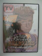 THE BEVERLY HILLBILLIES Comedy TV Show Vol. 4 DVD - 3 Classic Episodes - NEW