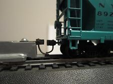 HO TRAIN ATHEARN-COVERED HOPPER-BOXCAR COUPLER HEIGHT KIT